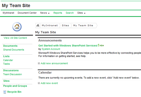 Breadcrumb in SharePoint & Design considerations – Me & My ...