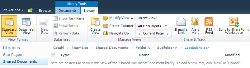 The Breadcrumb in SharePoint 2010 – Me & My SharePoint ...